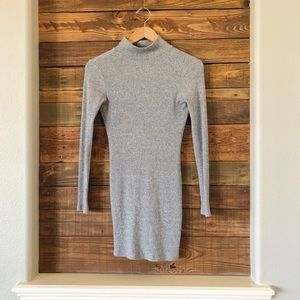 FOREVER 21 SWEATER LONG SLEEVE DRESS